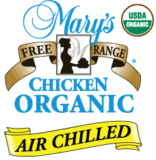 Mary's Organic Chicken logo